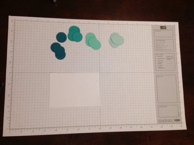 Ombré Card Tutorial | studiojcreations
