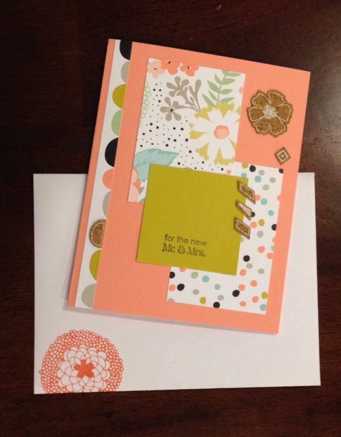 Sweet Sorbet Card | studiojcreations