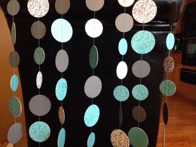 Circle Decorations | studiojcreations.com